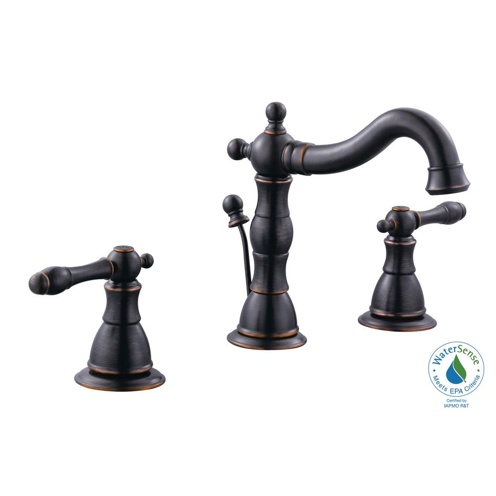 Pfister Avalon 8 In Widespread 2 Handle Bathroom Faucet