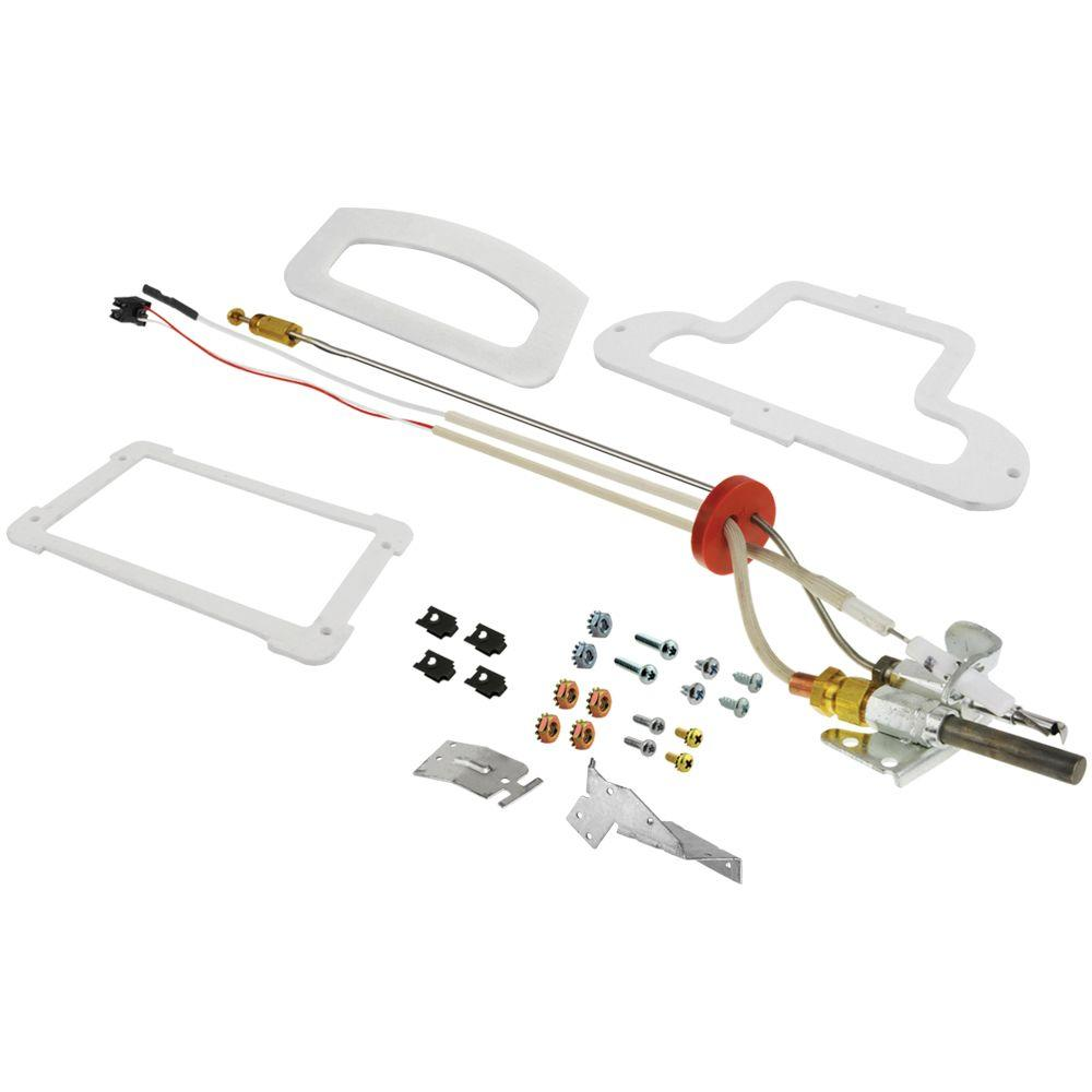 Rheem PROTECH Ultra Low NOx Pilot/Thermopile Assembly Replacement Kit for  Rheem Performance Series Natural Gas Water Heaters