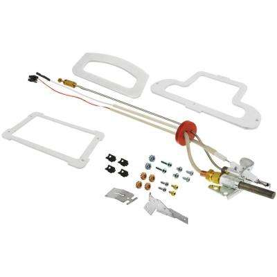 Ultra Low NOx Pilot/Thermopile Assembly Replacement Kit for Rheem Performance Series Natural Gas Water Heaters