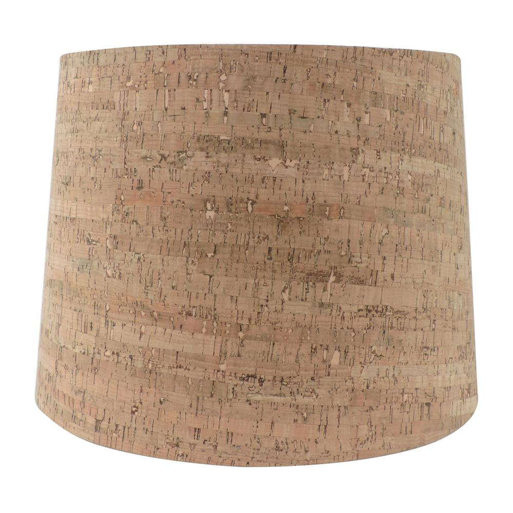 H Cork Hardback Empire Lamp Shade