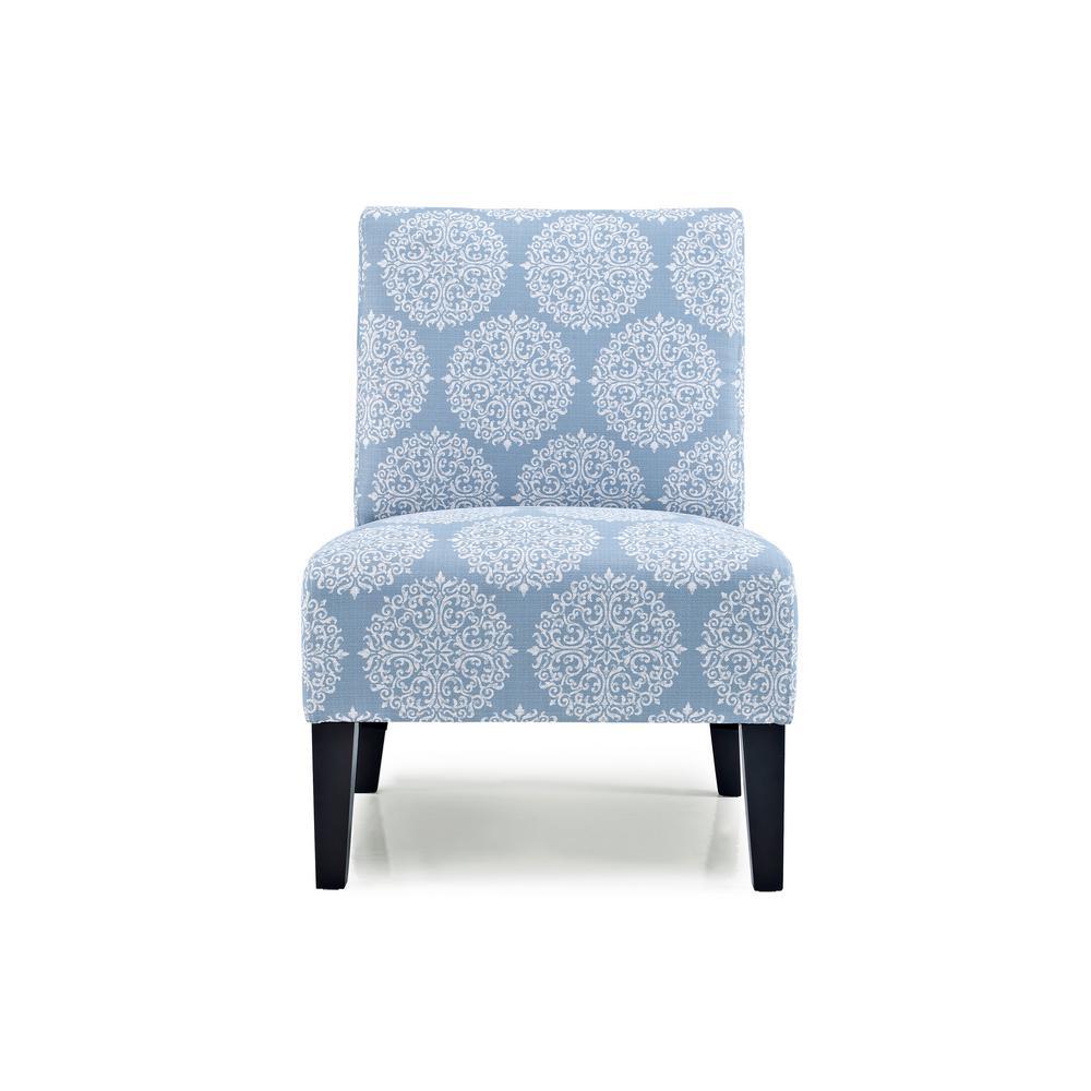 Monaco Sky Gabrielle Accent Chair