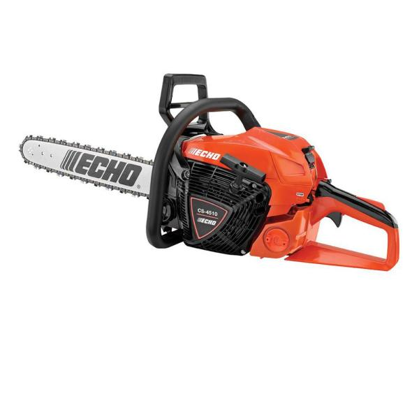 18 in. 45.0 cc Gas 2-Stroke Cycle Chainsaw