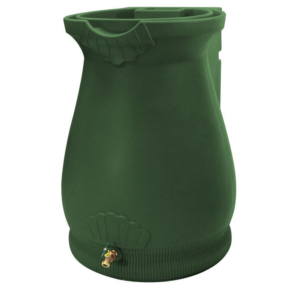 65 Gal.Green Urn