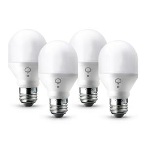 LIFX 60W Equivalent Mini Day and Dusk A19 Dimmable Wi-Fi Smart Connected LED... by LIFX
