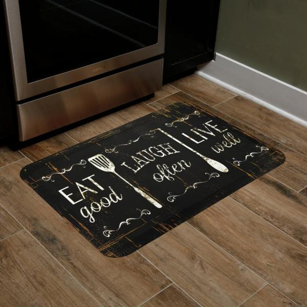 Home Dynamix Designer Chef Eat Laugh