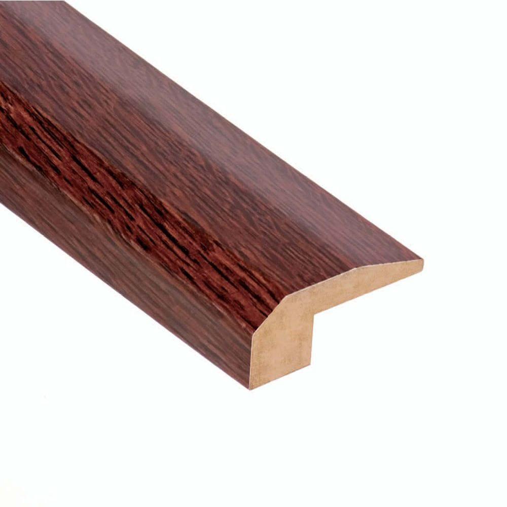 Oak Mocha 5/8 in. Thick x 2-1/8 in. Wide x 78