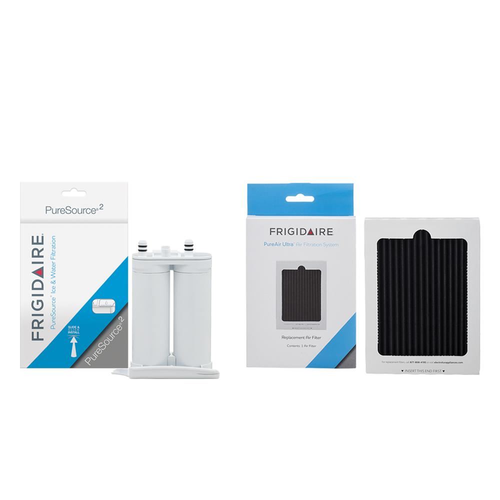 Frigidaire PureSource 2 / PureAir Ultra Water and Air Filter Pack