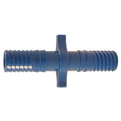 1/2 in. Blue Twister Polypropylene Insert Coupling