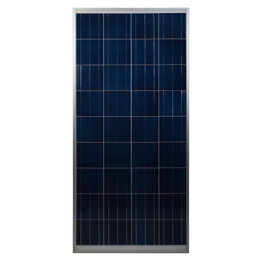 Coleman 150-Watt Crystalline Solar Panel