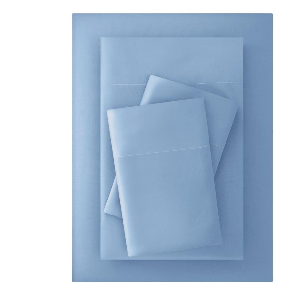 Solid Brushed Microfiber Sheet Set