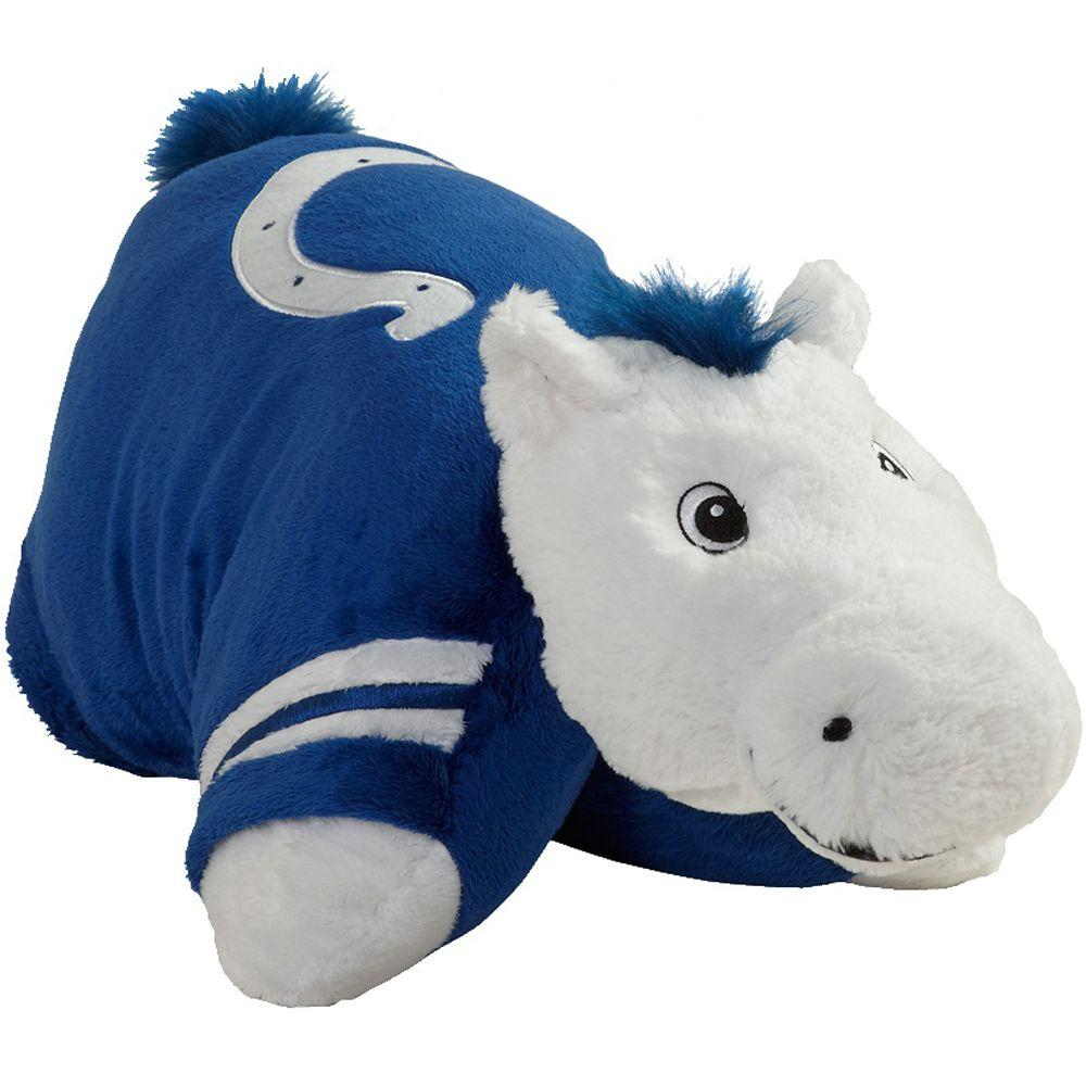 Fabrique Innovations Indinapolis Colts Pillow-DISCONTINUED