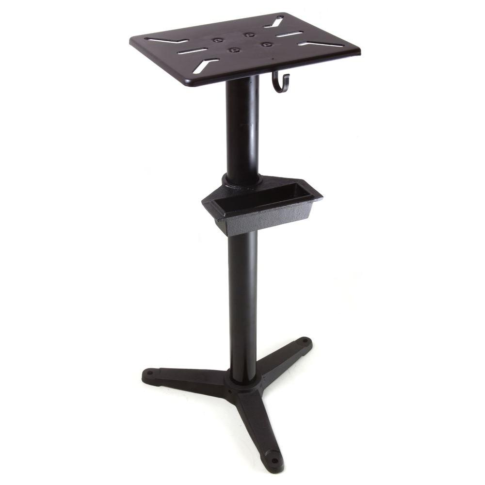 Admirable Wen 32 In Bench Grinder Pedestal Stand With Water Pot Ibusinesslaw Wood Chair Design Ideas Ibusinesslaworg