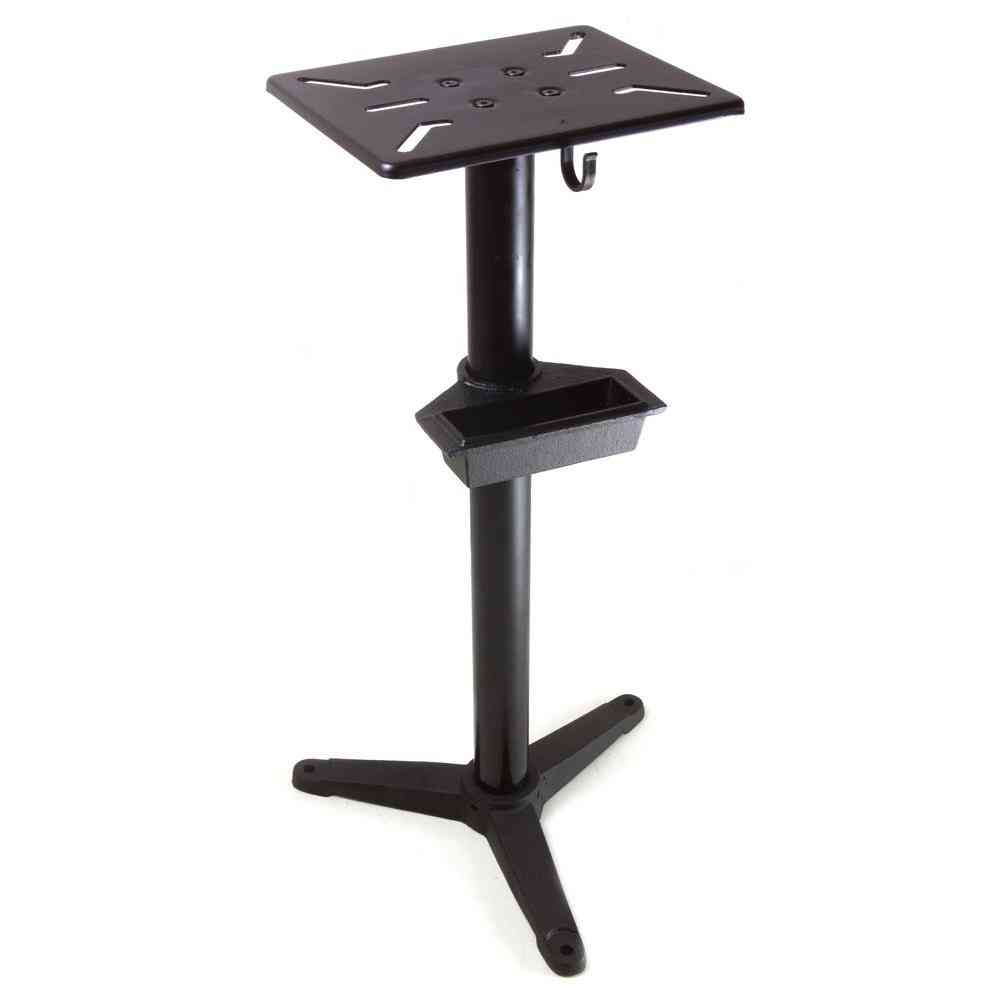 WEN 32 in. Bench Grinder Pedestal Stand with Water Pot - Sale: $42.40 USD