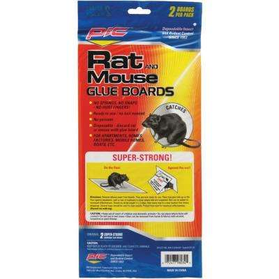 2 Glue Rat Boards (3-Packs)