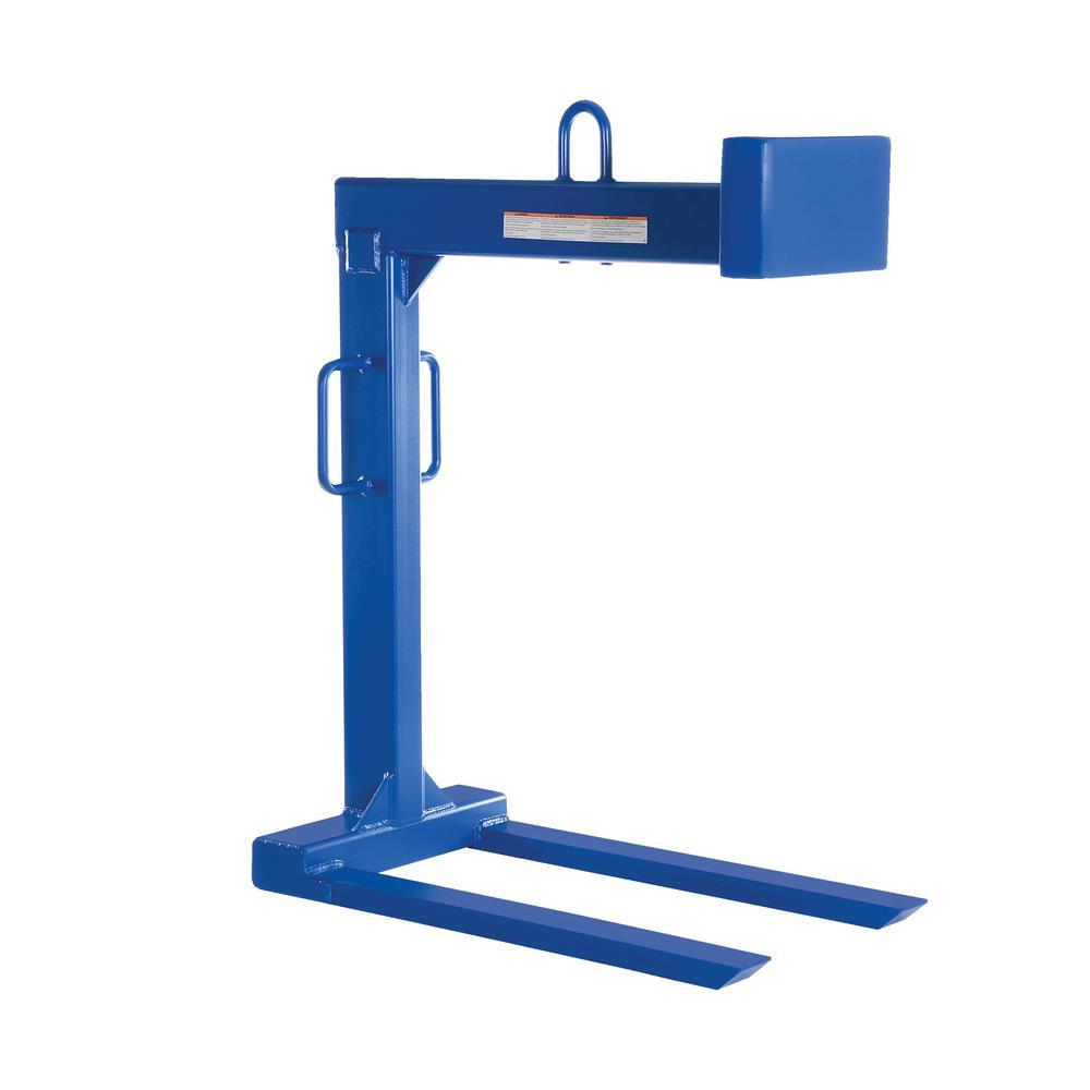 Vestil 4,000 lb. Capacity Pallet Lifter with 42 inch Forks by Vestil