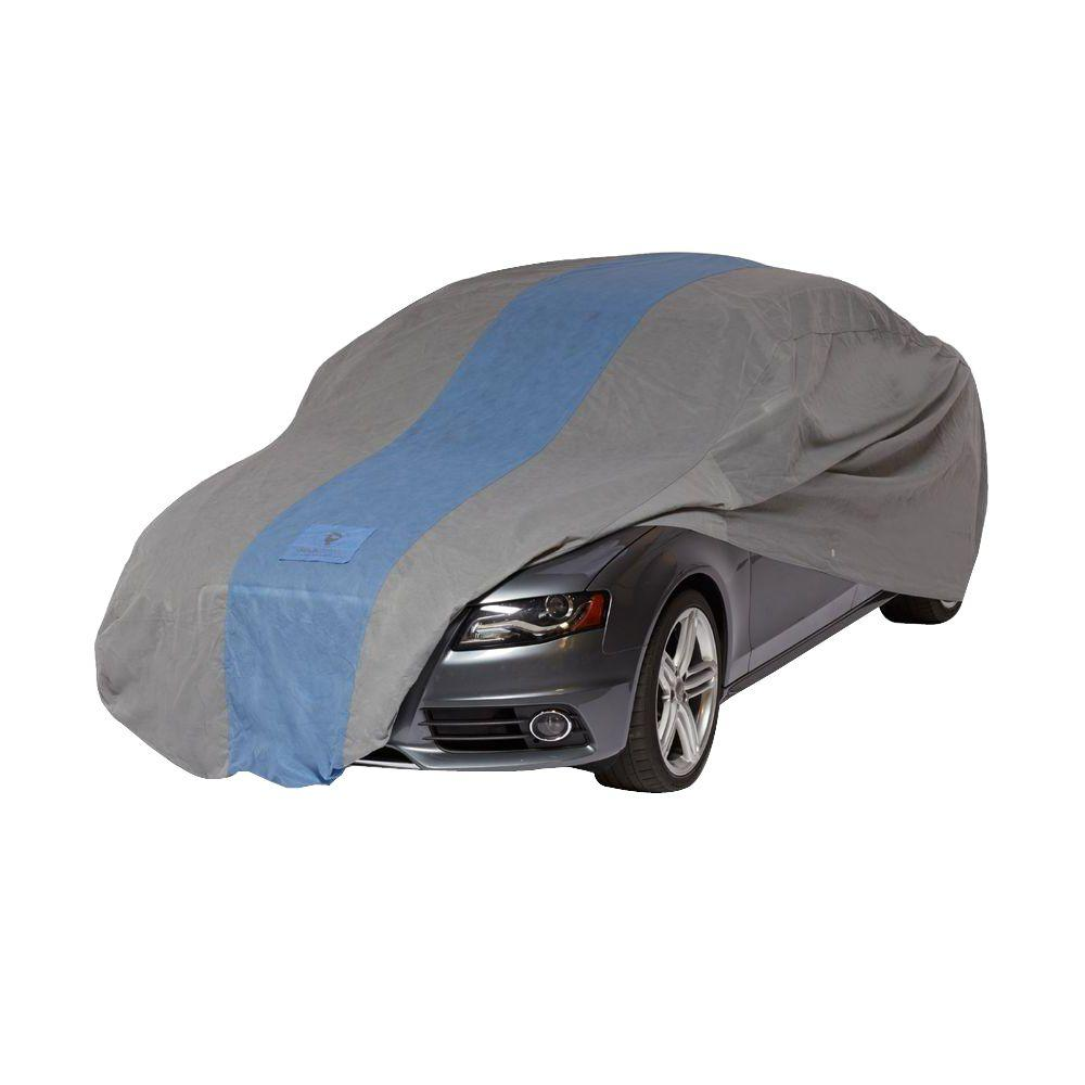 Defender Sedan Semi-Custom Car Cover Fits up to 14 ft. 2