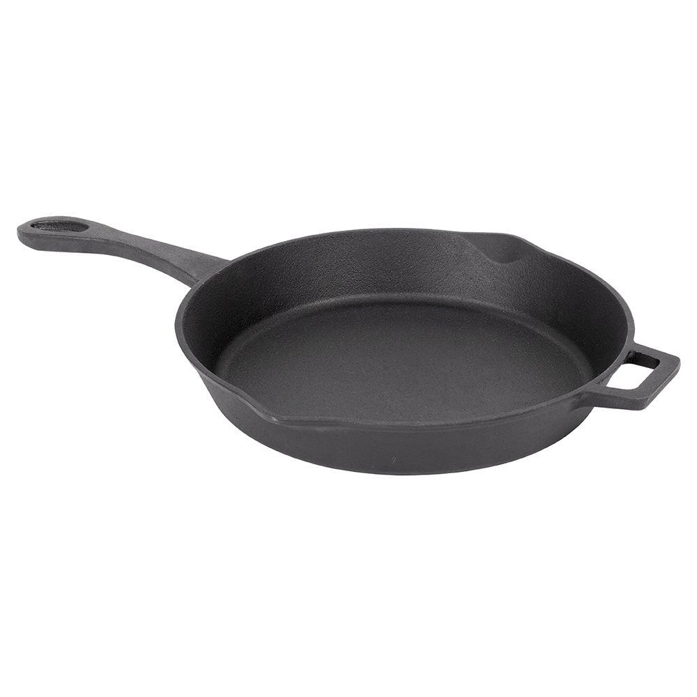 Bayou Classic 14 in. Cast-Iron Skillet