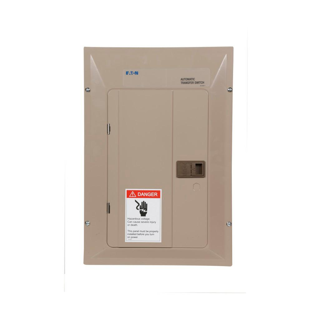 Eaton 50 Amp 12-Circuit Automatic Transfer Switch