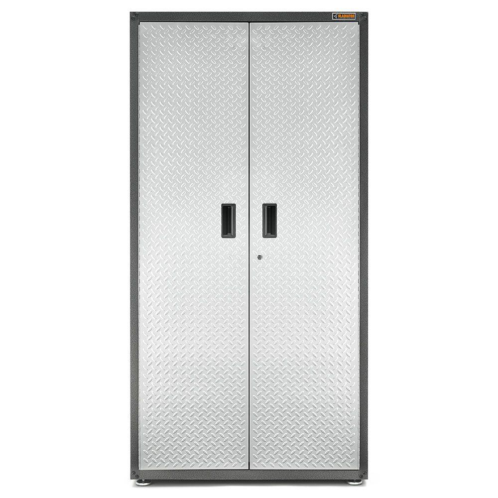 Gladiator Ready to Assemble 72 in. H x 36 in. W x 24 in. D Steel ...