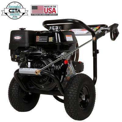 PowerShot 4200 PSI at 4.0 GPM HONDA GX390 with AAA Triplex Pump Professional Gas Pressure Washer