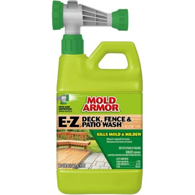 64 oz. E-Z Deck and Fence Wash Mold and Mildew Remover