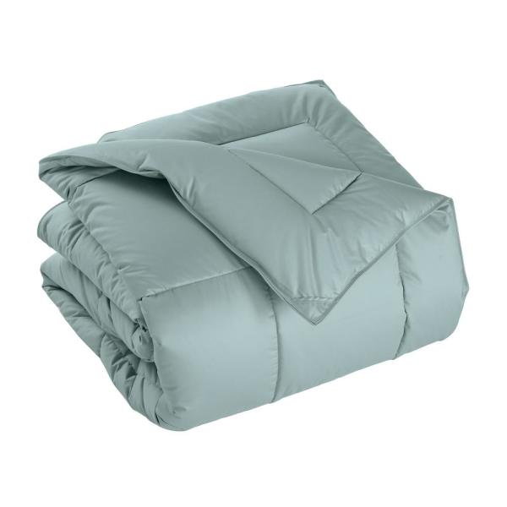 PrimaLoft Deluxe Extra Warmth Cloud Blue Full Down Alternative Comforter