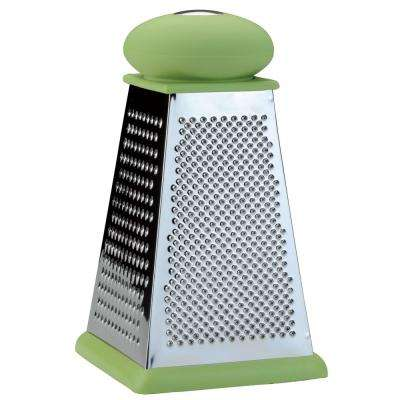 CooknCo Green and Stainless Steel Grater