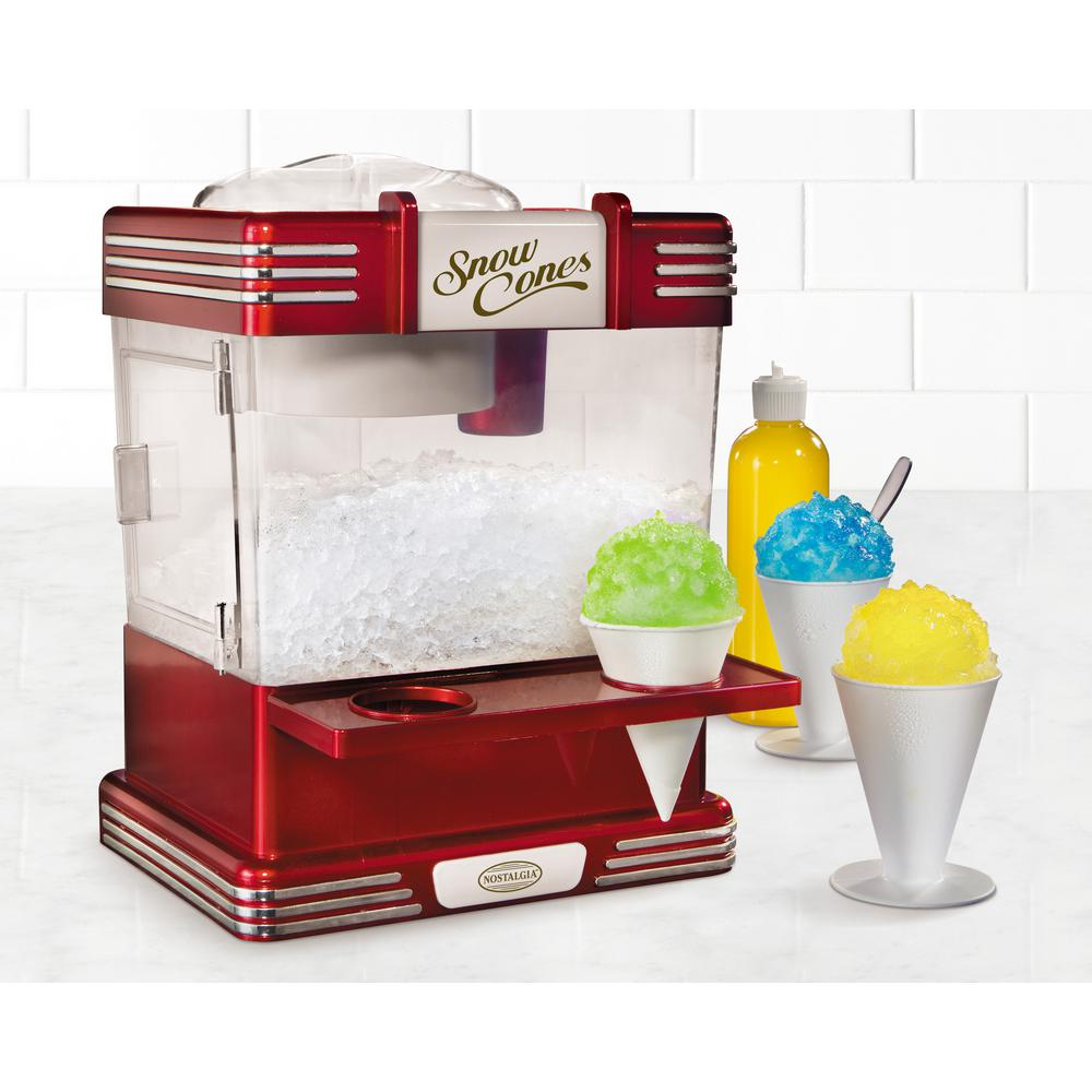 Nostalgia Retro 7.5 Qt. Snow Cone Maker