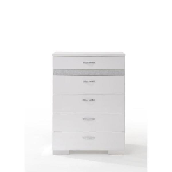 Acme Furniture Naima II White Chest 26776