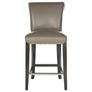 Groovy Safavieh Seth 25 9 In Clay Cushioned Bar Stool Mcr4509F Pabps2019 Chair Design Images Pabps2019Com