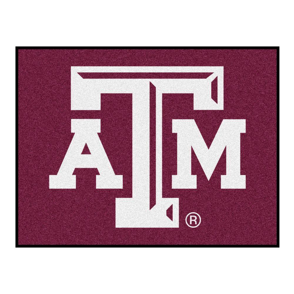 Texas A&M University 3 ft. x 4 ft. All-Star Rug