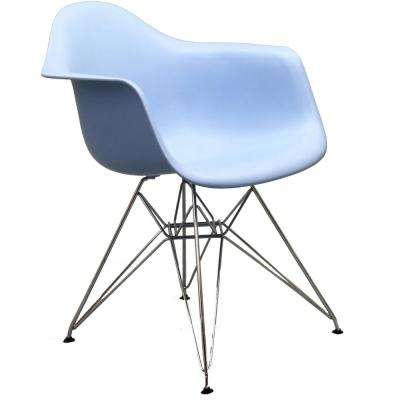 Paris Blue Dining Arm Chair