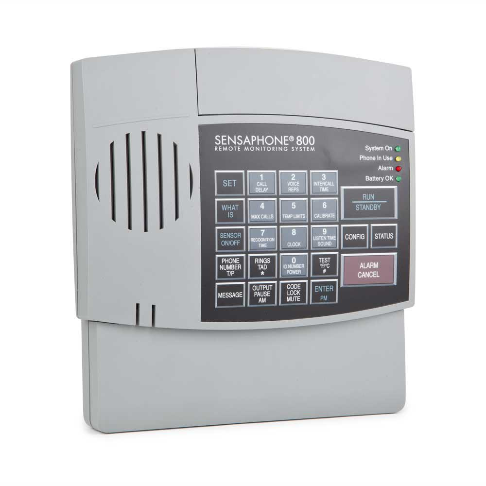 Remote Monitoring System : Sensaphone series channel remote monitoring system
