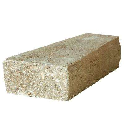 RockWall 2 in. x 4.25 in. x 9 in. Pecan Concrete Wall Cap (320-Pieces / 89.5 Linear ft. / Pallet)