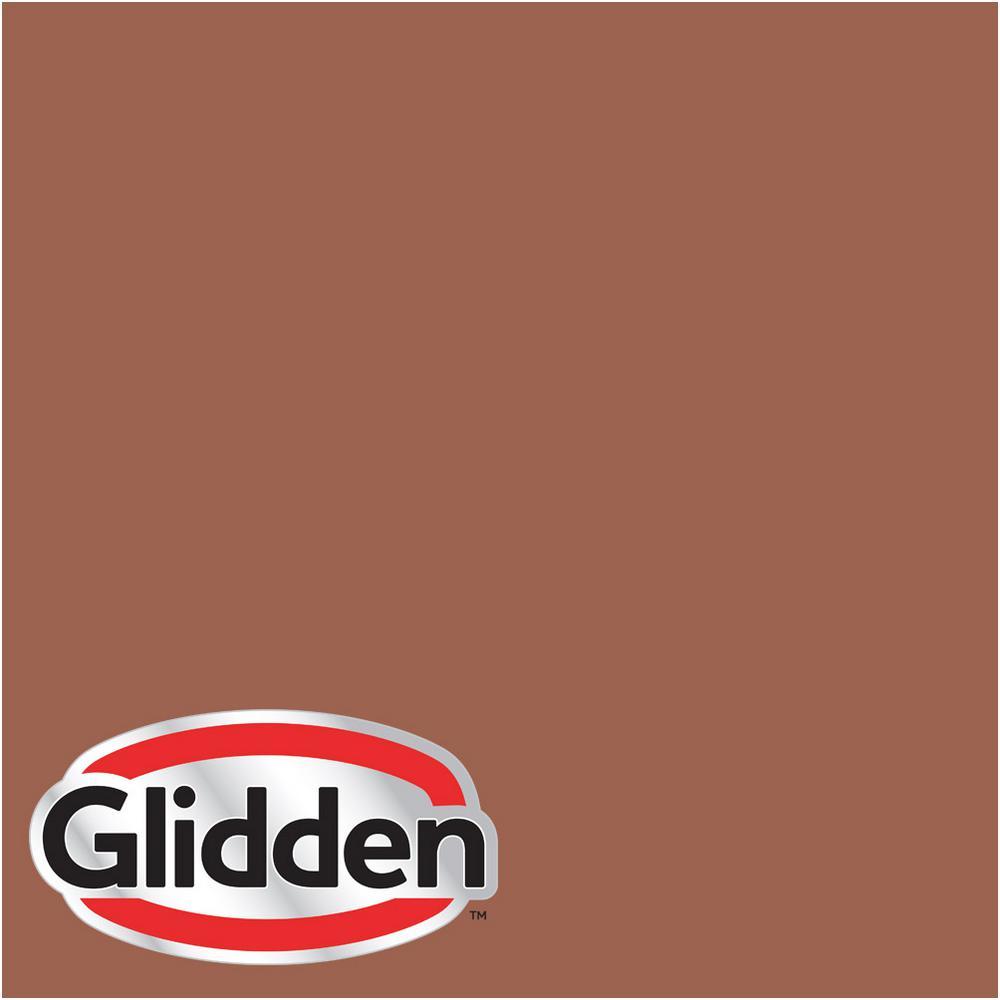 Hdgo12d Clic Brick Red Eggshell Interior Paint Sample