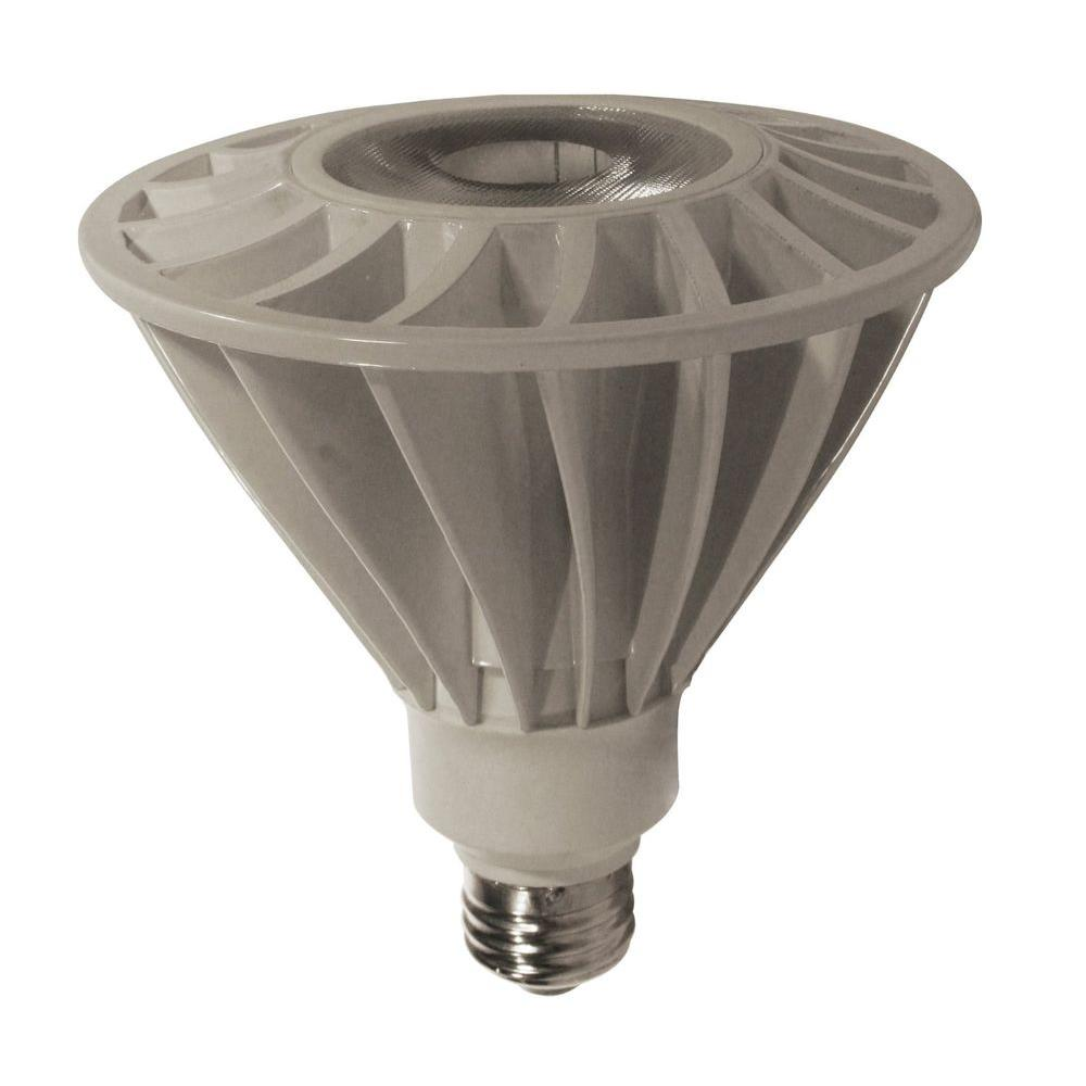 TCP 90W Equivalent Bright White  PAR38 Dimmable LED Flood Light Bulb