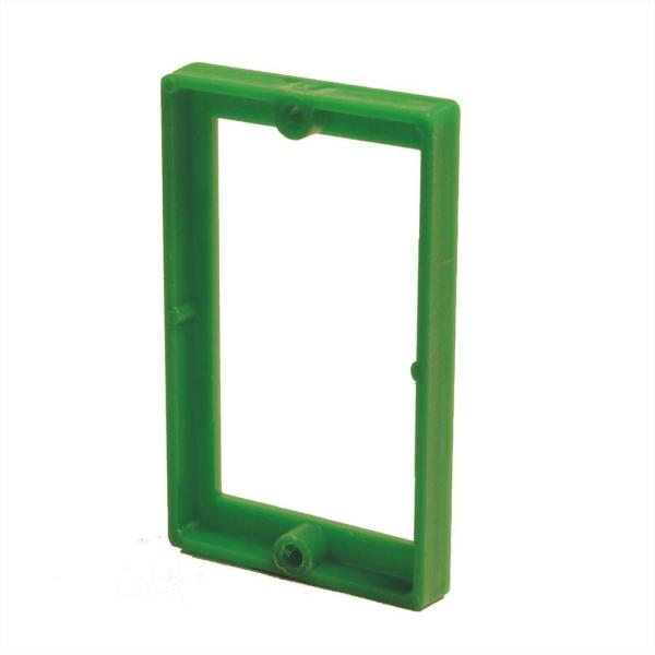 3/8 in. 1-Gang Electrical Receptacle Box Extension Ring