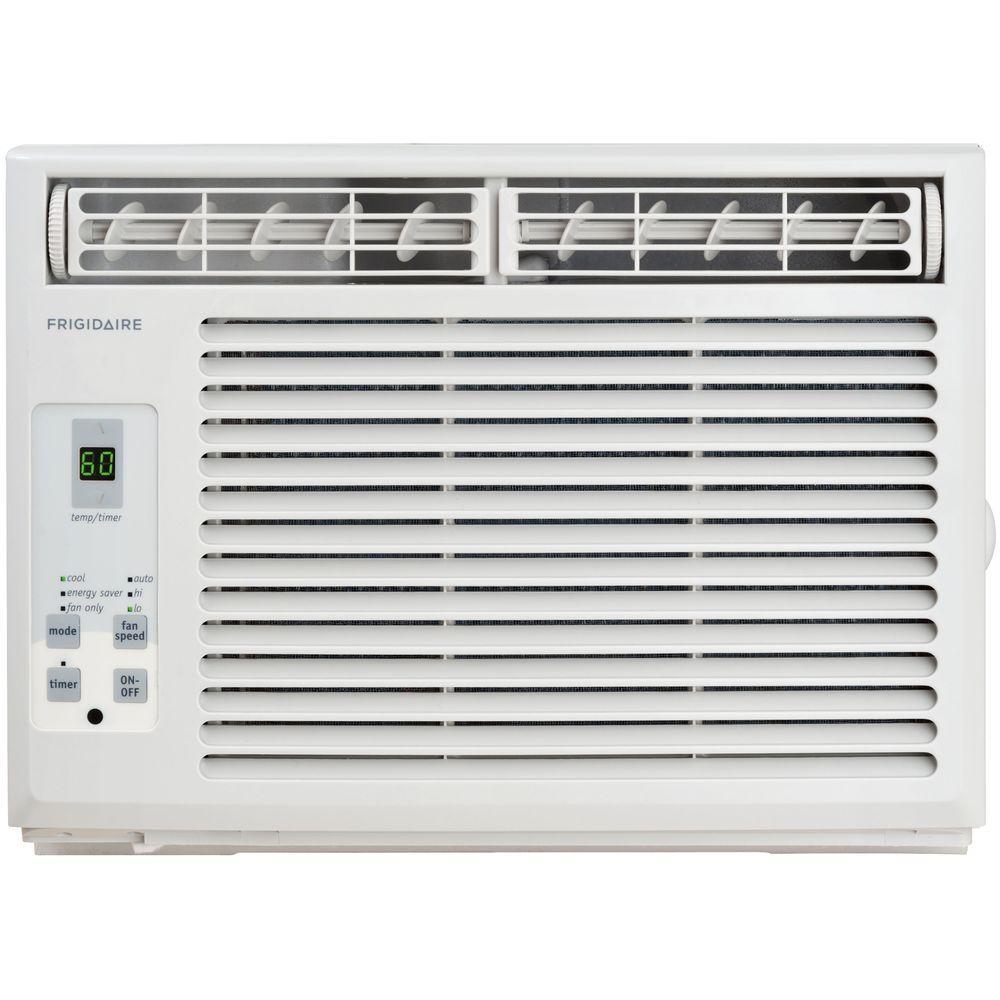 Frigidaire 5 000 Btu Window Air Conditioner With Remote Energy