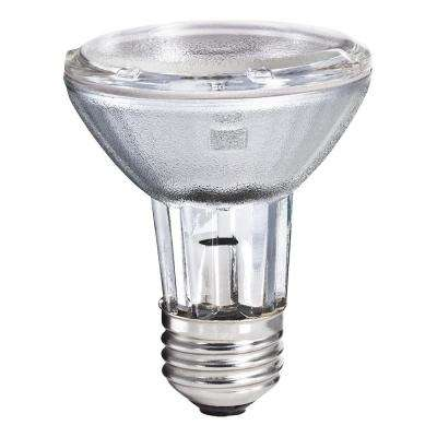 50W Equivalent Halogen PAR20 Dimmable Spotlight Bulb