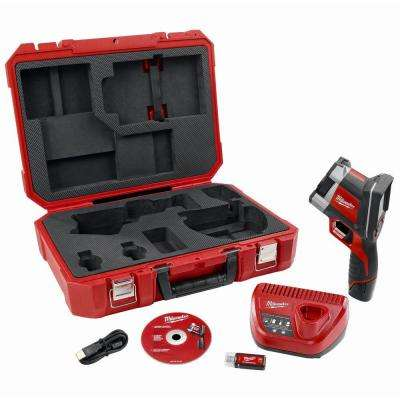 M12 12-Volt Lithium-Ion Cordless Thermal Imager Kit