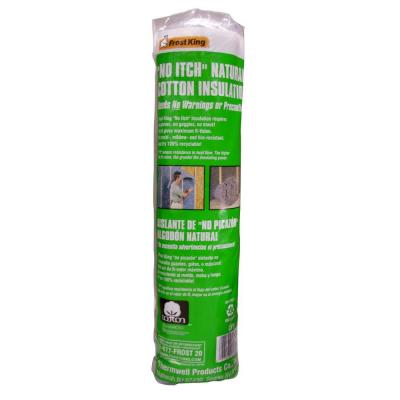 16 in. x 48 in. No Itch Utility Roll Insulation R-4