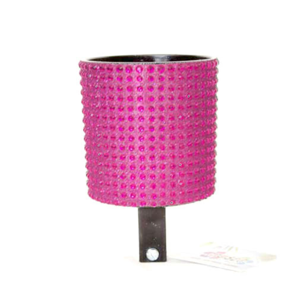 Cruiser Candy Bling Hot Pink Bicycle Drink Holder