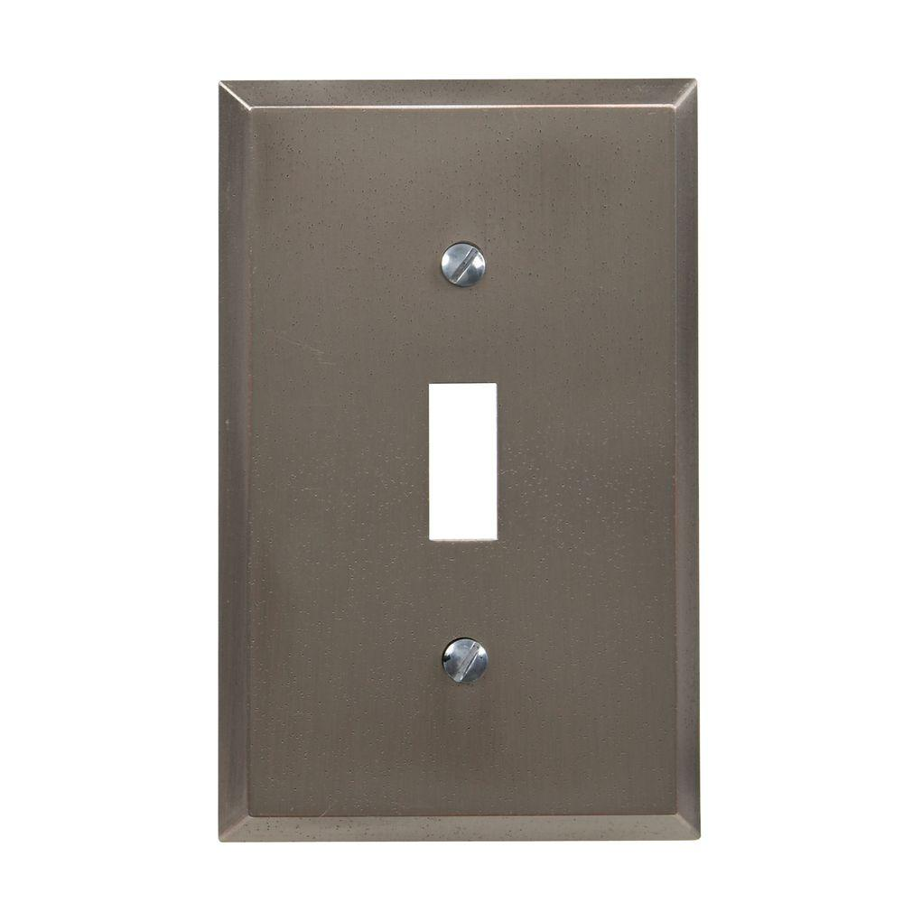 Colored Electrical Wall Plates Multicolored  Switch Plates  Wall Plates  The Home Depot