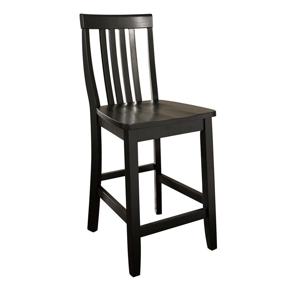Astonishing Crosley Black Furniture The Home Depot Machost Co Dining Chair Design Ideas Machostcouk