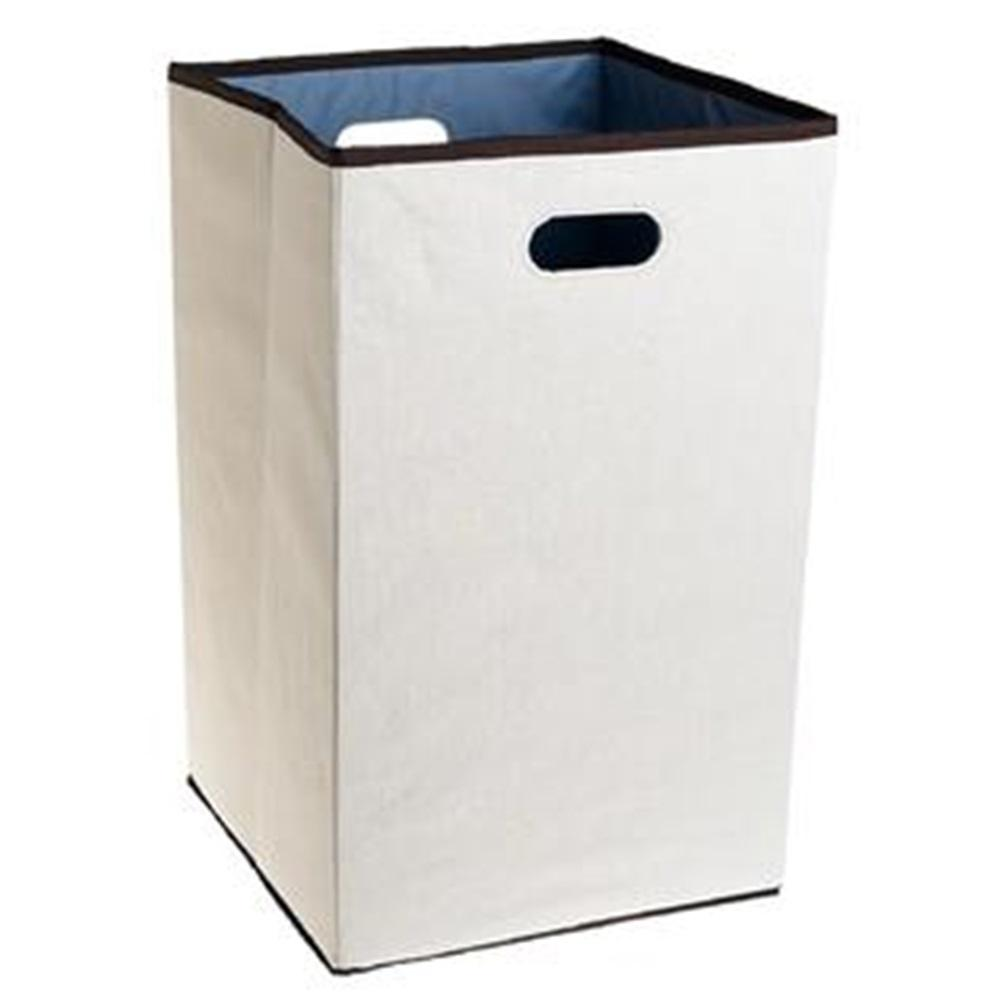 Configurations Natural Collapsible 23 in. Laundry Hamper