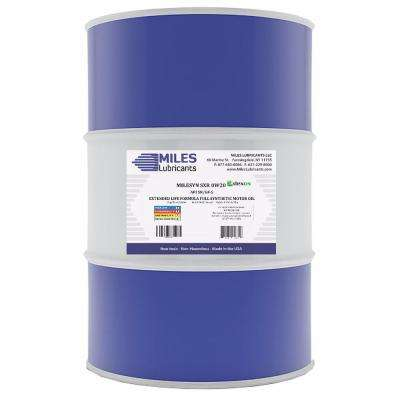 Milesyn SXR 0W20 API GF-5/SN, Dexos1, 55 Gal. Full Synthetic Motor Oil Drum