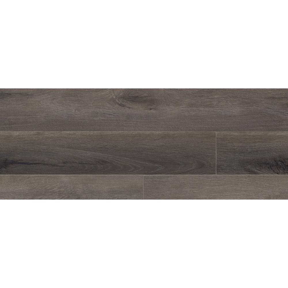 Big Bear Oak 7 in. x 42 in. Rigid Core Luxury Vinyl Plank Flooring (20.8 sq. ft. / case)