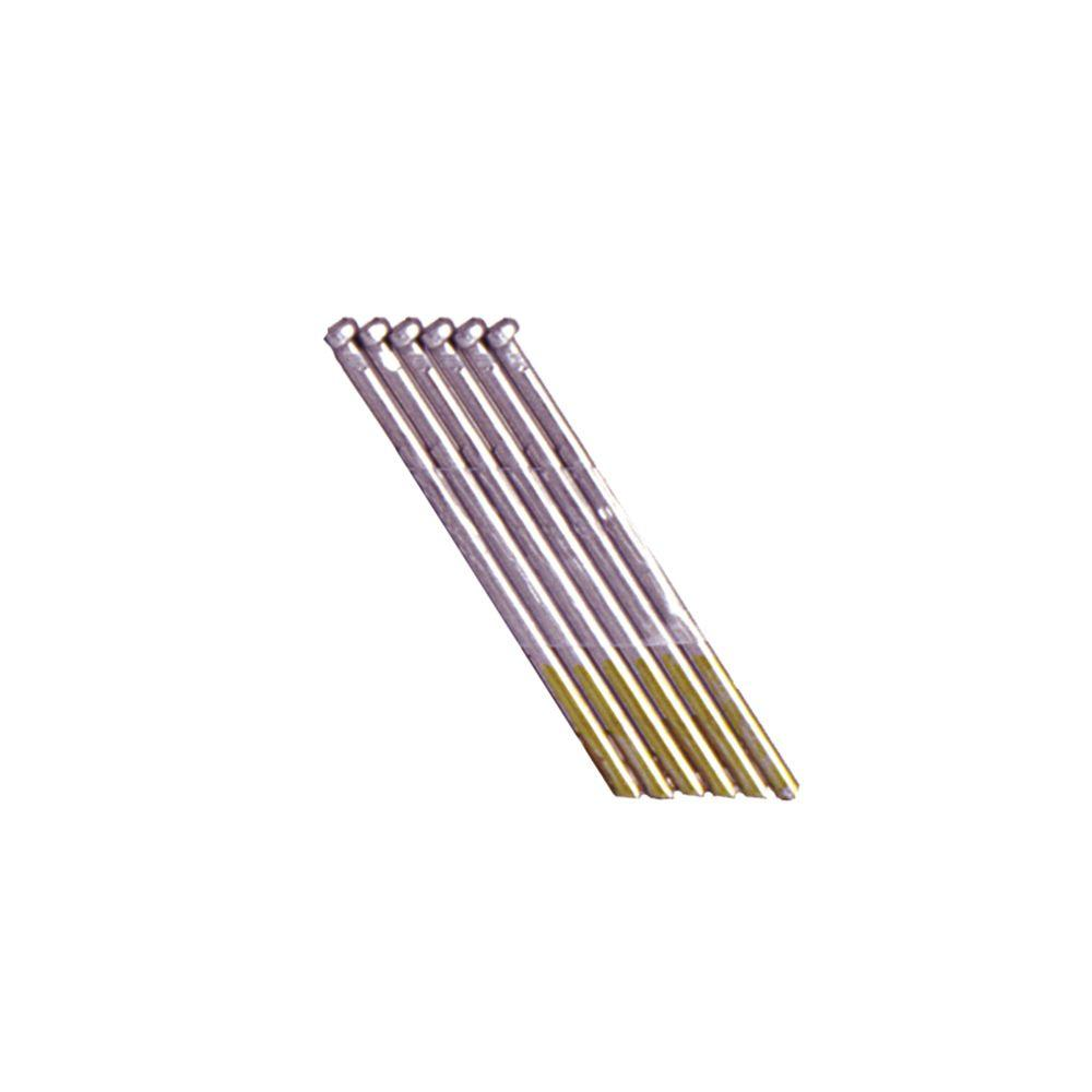 2 in. x 15-Gauge Galvanized Finish Nails (1000-Count)