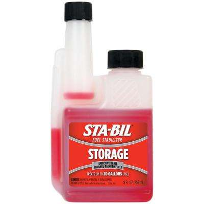 8 oz. Fuel Stabilizer