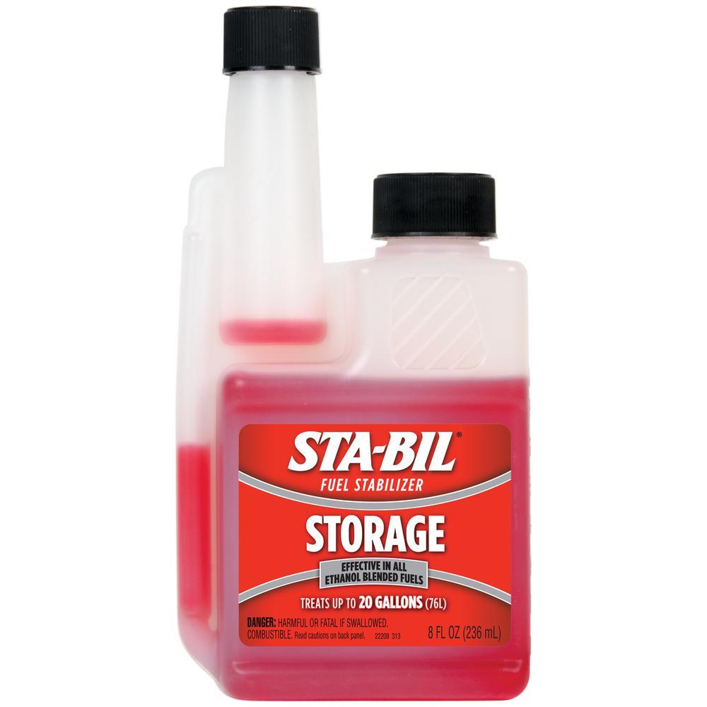 8 oz. Fuel Stabilizer